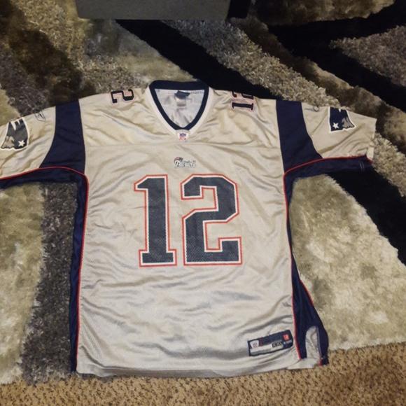 ❤NFL New England Patriots Tom Brady Jersey❤